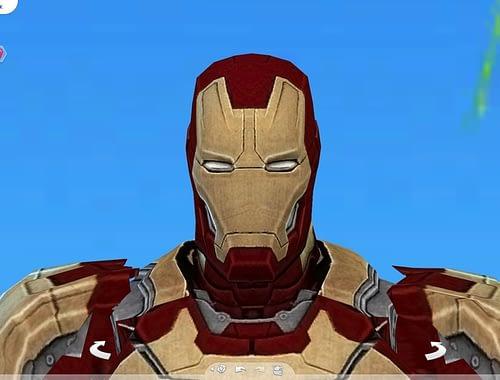 Sims 4 Iron Man